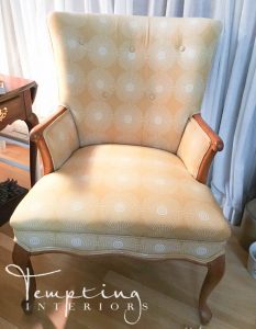 reupholstered chair2 (1 of 1)