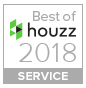 Best of Houzz for Customer Service 2018!