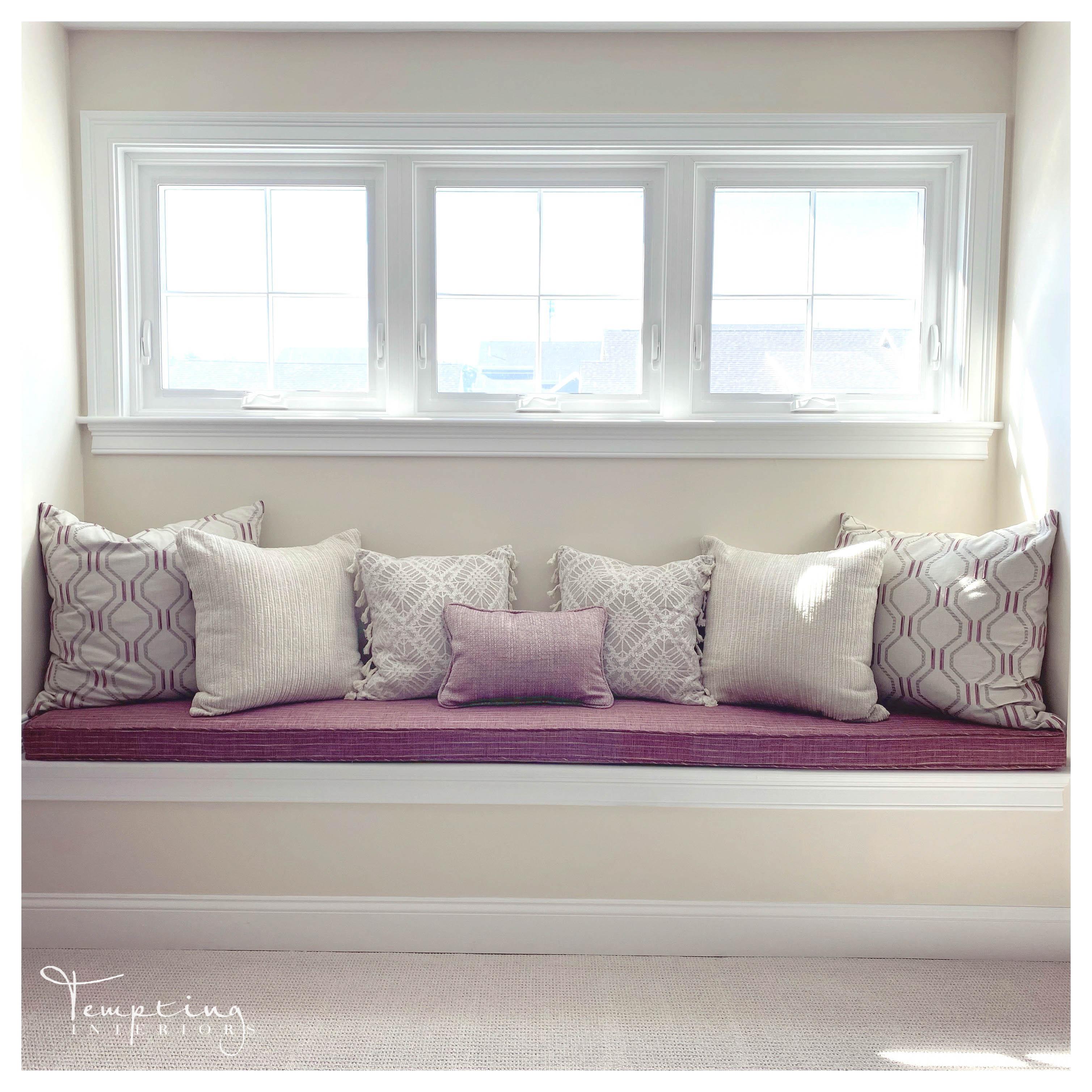Custom Cushions & Pillows